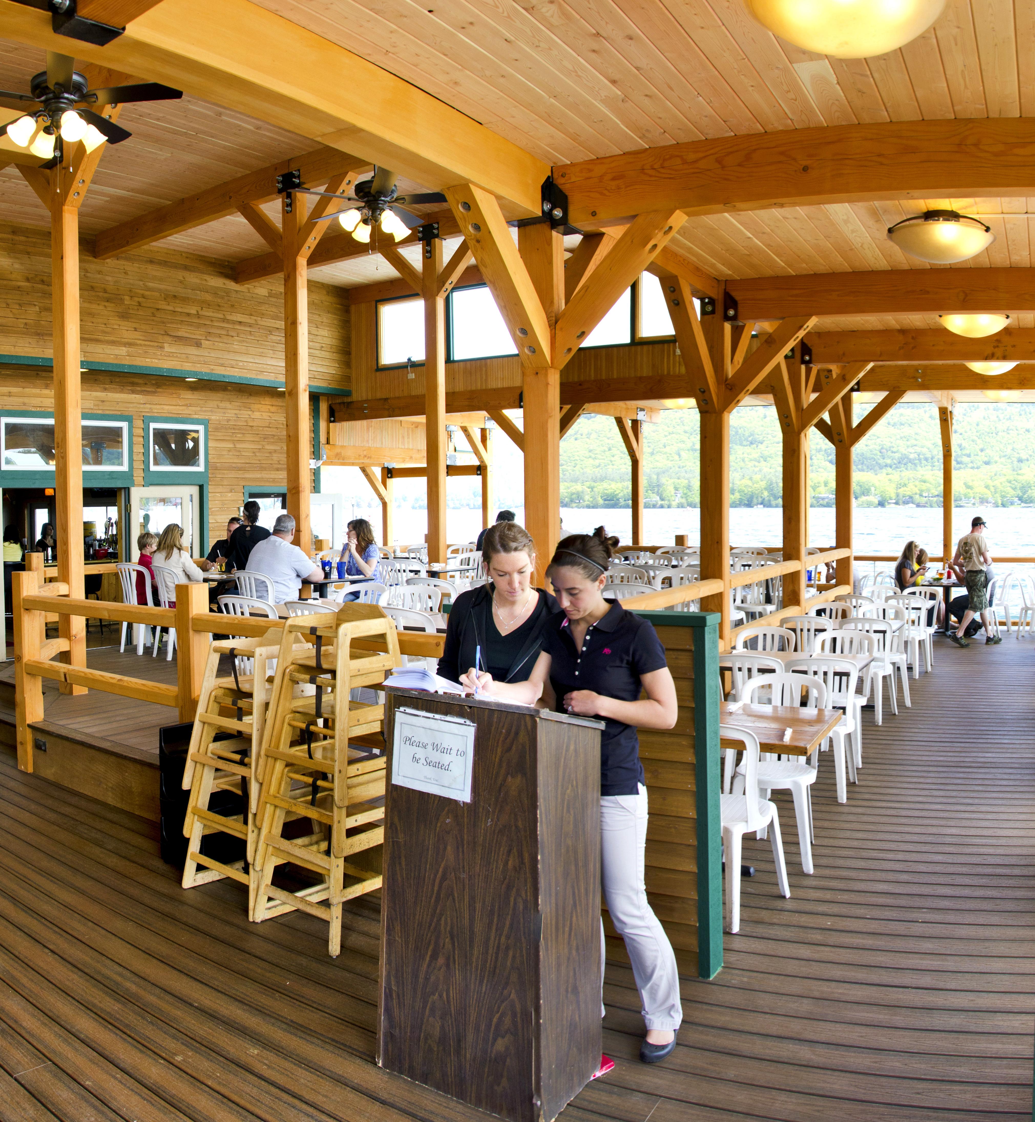Lakeside Lake George Ny Restaurant Dining Entertainment